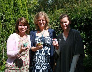 Wendy, sarah & michelle