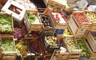 Frutta verdura!