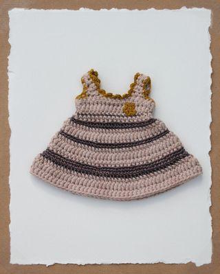 Ophelia's dress