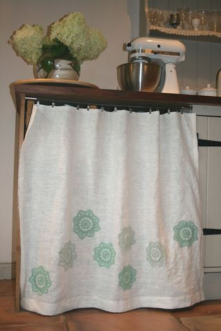 Kitchen curtain 1