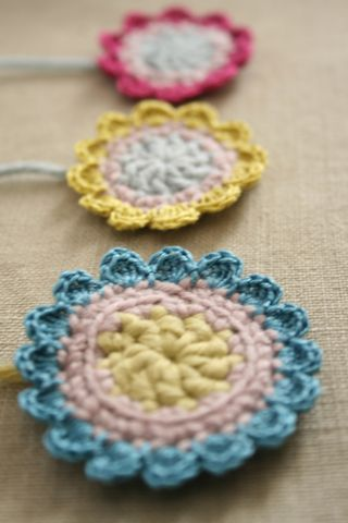 Bookmark flowers