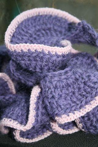 Milya's scarf