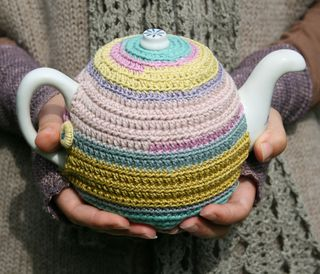 Finished teacosy
