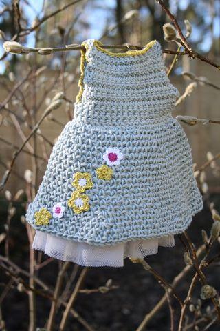 Dress for blossom
