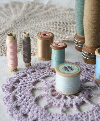Vintage threads