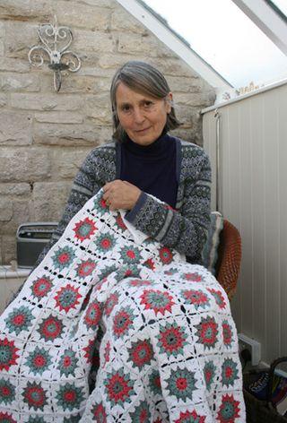 Liz's blanket